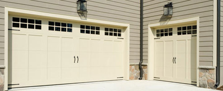 new garage door pierce county